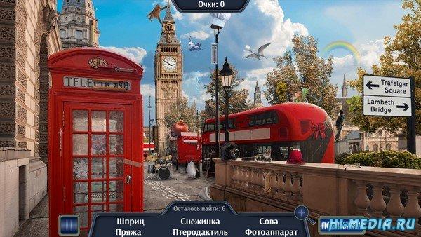Travel to England (2019) RUS