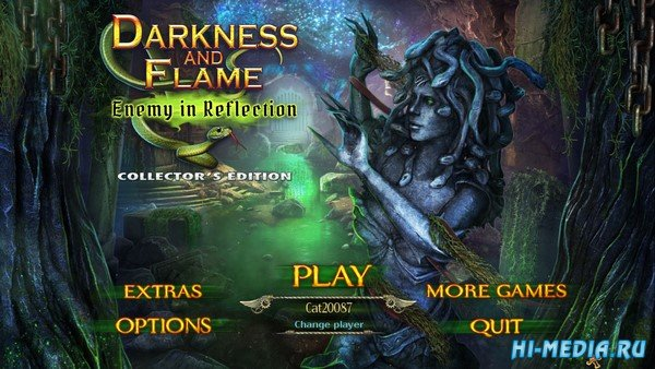 Darkness and Flame 4: Enemy in Reflection Collectors Edition (2019) ENG