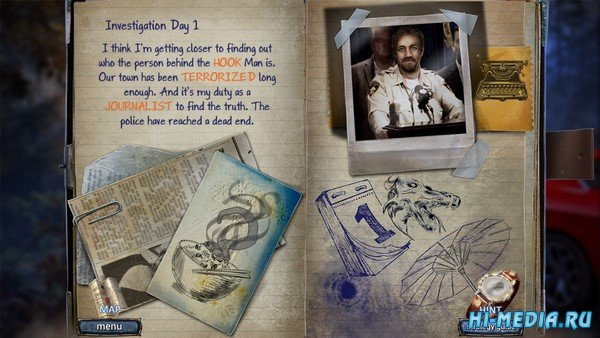 Paranormal Files 4: The Hook Mans Legend Collectors Edition (2019) ENG