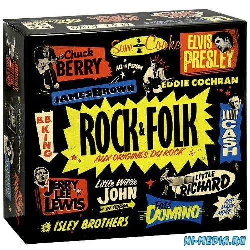 VA - Rock & Folk: Aux Origines du Rock (2011) FLAC