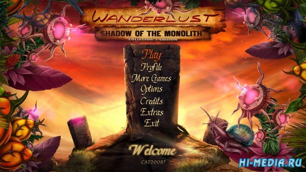 Wanderlust 3: Shadow of the Monolith Collectors Edition (2019) ENG