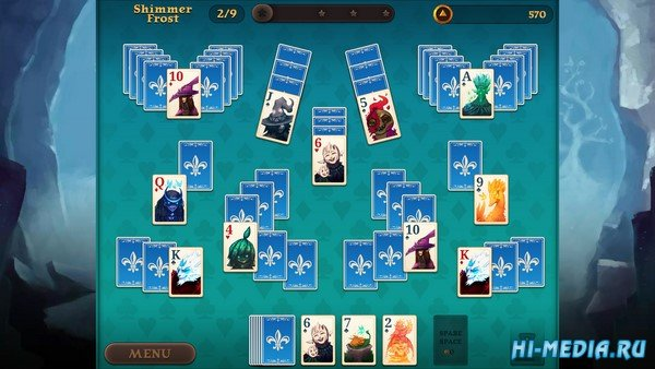 Faerie Solitaire Harvest (2019) ENG