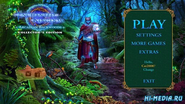 Enchanted Kingdom 6: Arcadian Backwoods Collectors Edition (2019) ENG