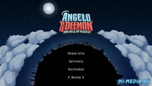Angelo and Deemon: One Hell of a Quest (2019) RUS