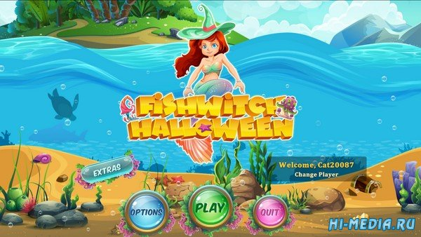 FishWitch Halloween (2019) ENG