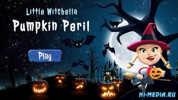 Little Witchella: Pumpkin Peril (2019) ENG