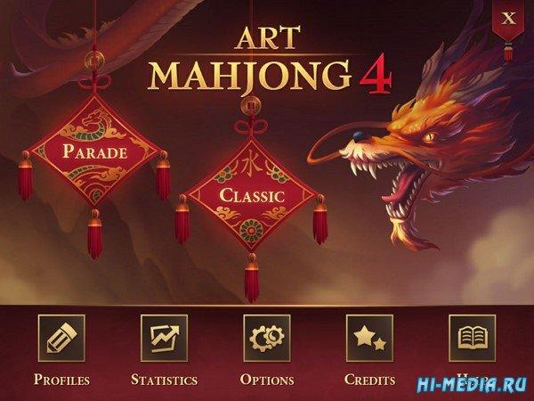 Art Mahjong 4 (2019) ENG