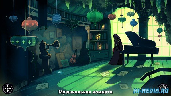 Tangle Tower (2019) RUS