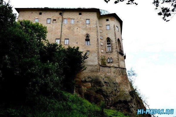 Тайна замка Гоуска