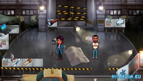 Detective Jackie: Mystic Case Collector's Edition (2019) RUS