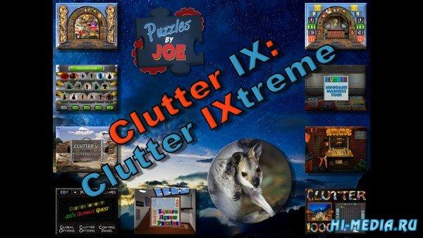 Clutter IX: Clutter IXtreme (2019) ENG