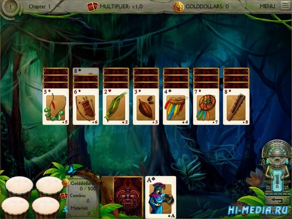 Gold of the Incas Solitaire (2019) ENG