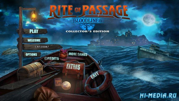 Rite of Passage 9: Bloodlines Collectors Edition (2019) ENG