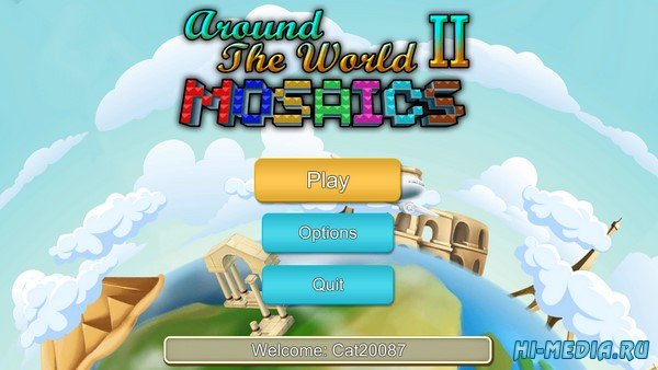 Around the World Mosaics 2 (2019) ENG
