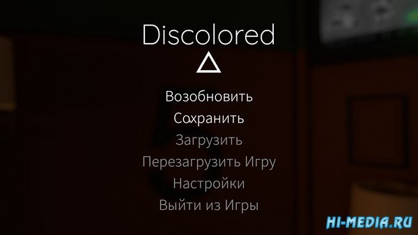 Discolored (2019) RUS