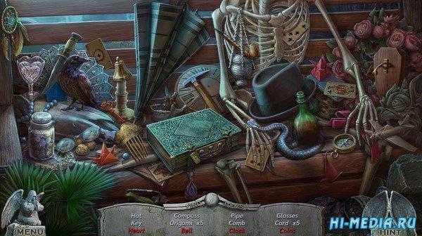 Кладбище искупления 15: Украденное время  Коллекционное издание (2019) RUS