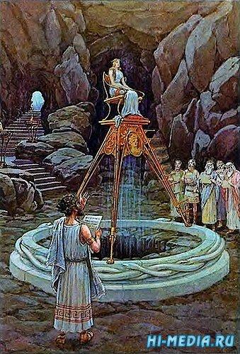 Дельфийский Оракул. Открытие Тайны / Oracle at Delphi. Mystery revealed (2003) TVRip