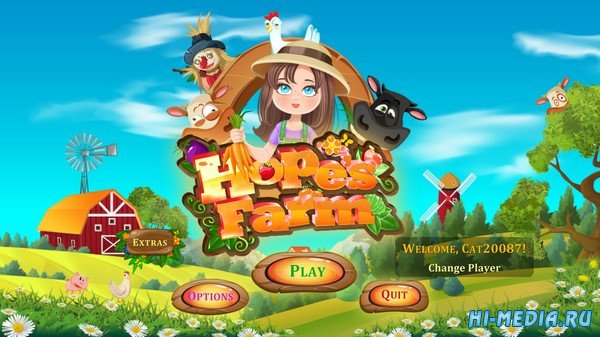 Hopes Farm (2019) ENG