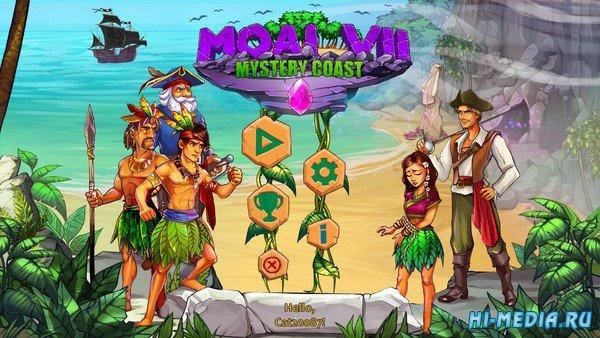 Moai VII: Mystery Coast (2019) ENG