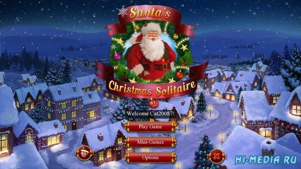 Santas Christmas Solitaire 2 (2019) ENG