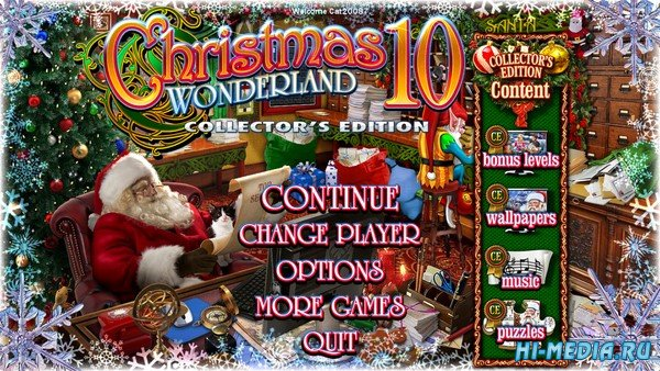 Christmas Wonderland 10 Collectors Edition (2019) ENG