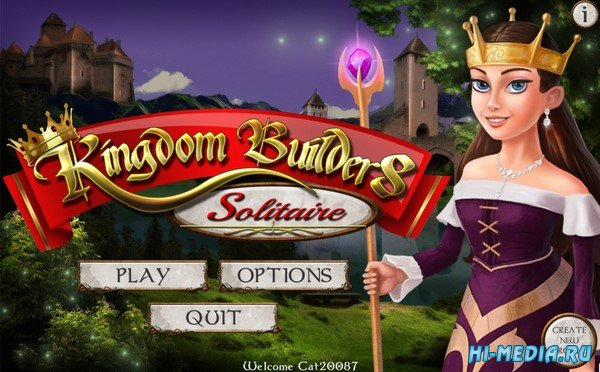 Kingdom Builders: Solitaire (2019) ENG