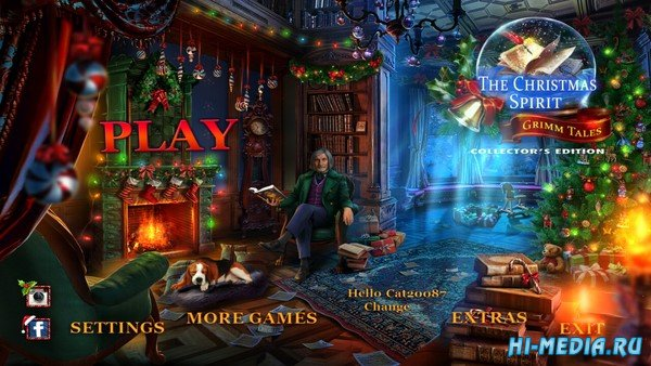The Christmas Spirit 3: Grimm Tales Collectors Edition (2019) ENG