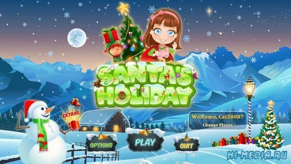 Santa's Holiday (2019) ENG