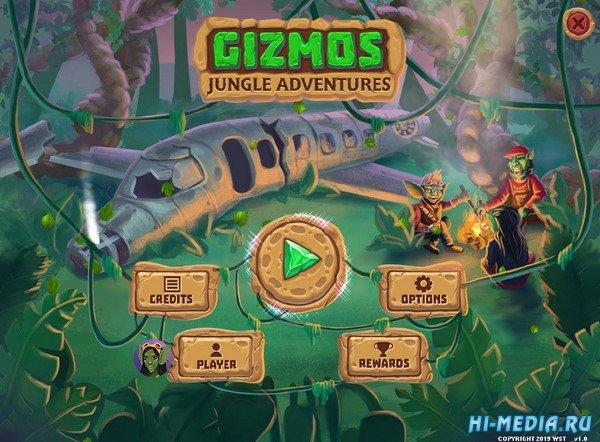 Gizmos: Jungle Adventure (2019) RUS
