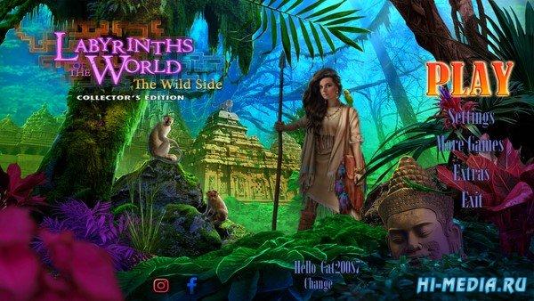 Лабиринты мира 11: Дикий Край Коллекционное издание (2020) RUS