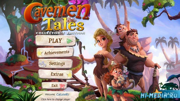 Cavemen Tales Collector's Edition (2020) ENG
