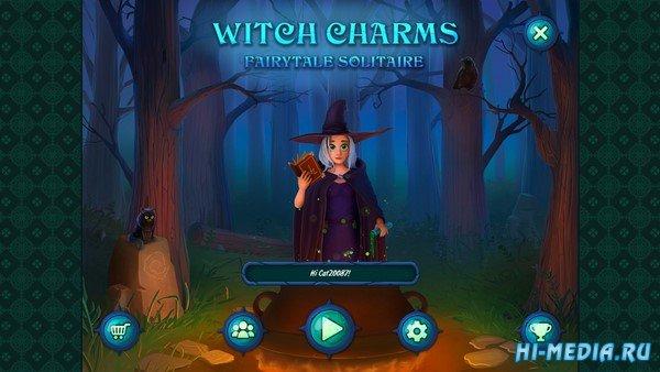 Сказочный пасьянс: Чары ведьмы (2020) RUS