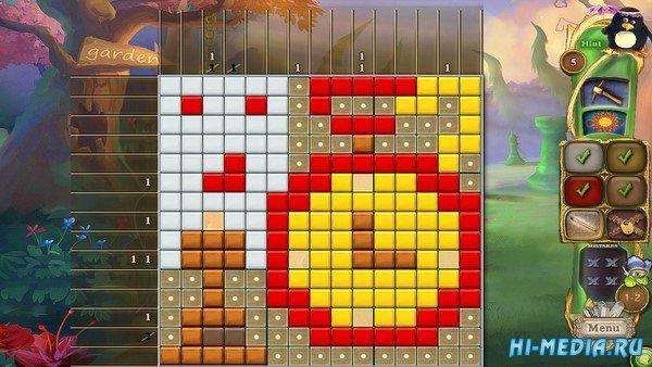 Fantasy Mosaics 39: Behind the Mirror (2020) ENG