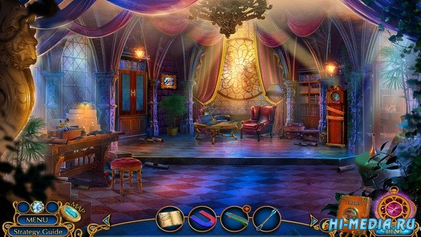 Secret City 4: Chalk of Fate Collectors Edition (2020) ENG