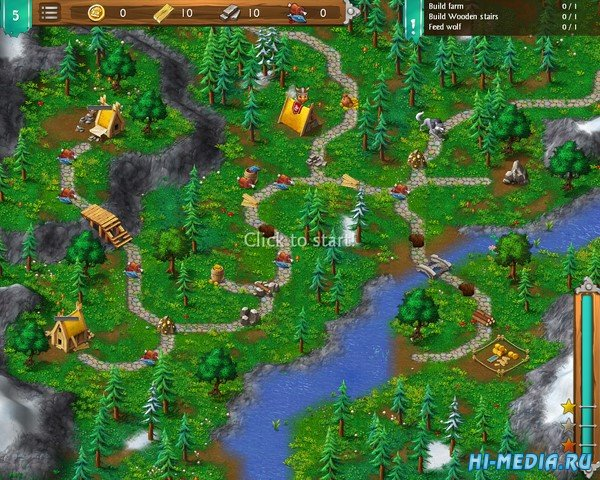 Northland Heroes: The Missing Druid (2020) ENG