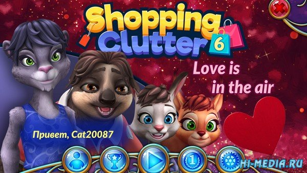 Shopping Clutter 6: Love is in the Air (2020) RUS