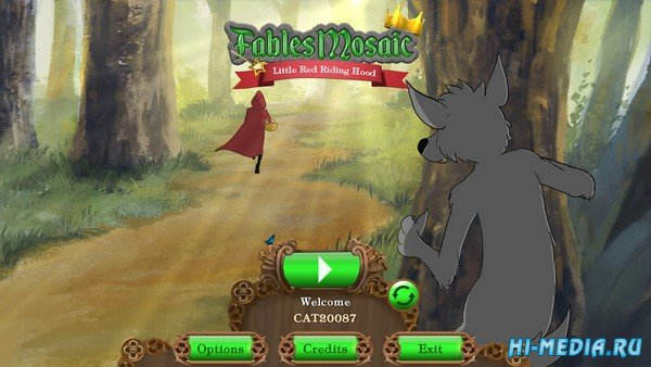 Fables Mosaic: Little Red Riding Hood (2020) ENG