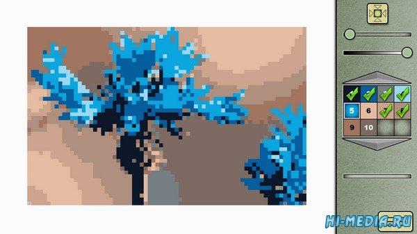 Pixel Art 16 (2020) RUS