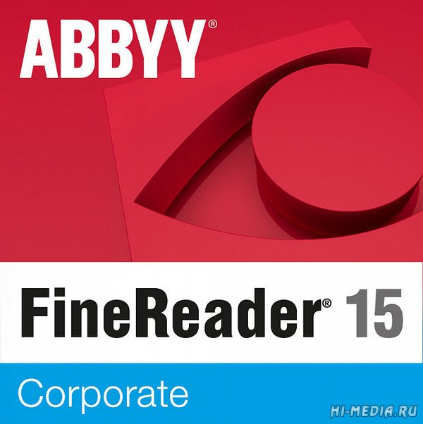 ABBYY FineReader 15.0.112.2130 Corporate (Repack by Diakov)+Portable
