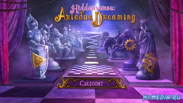 Hiddenverse 7: Ariadna Dreaming (2020) ENG