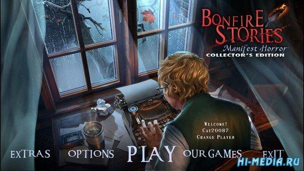Bonfire Stories 3: Manifest Horror Collectors Edition (2020) ENG