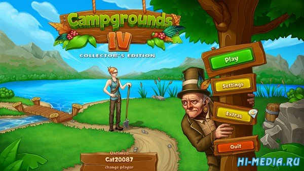 Campgrounds IV Collector's Edition (2020) ENG