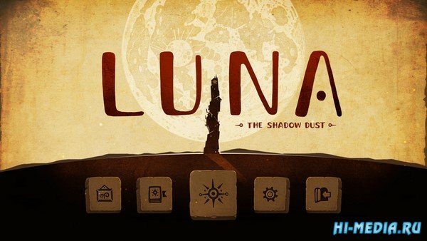 Luna The Shadow Dust (2020) RUS