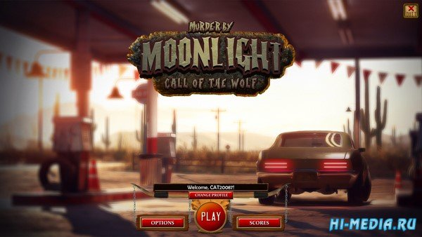 Murder by Moonlight: Call of the Wolf (2020) ENG