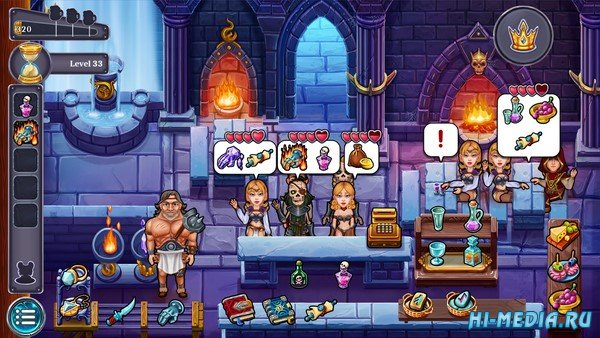 Barbarous: Tavern of Emyr (2020) ENG
