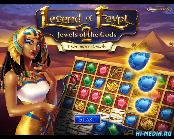 Legend of Egypt Jewels of the Gods 2: Even More Jewels (2020) ENG
