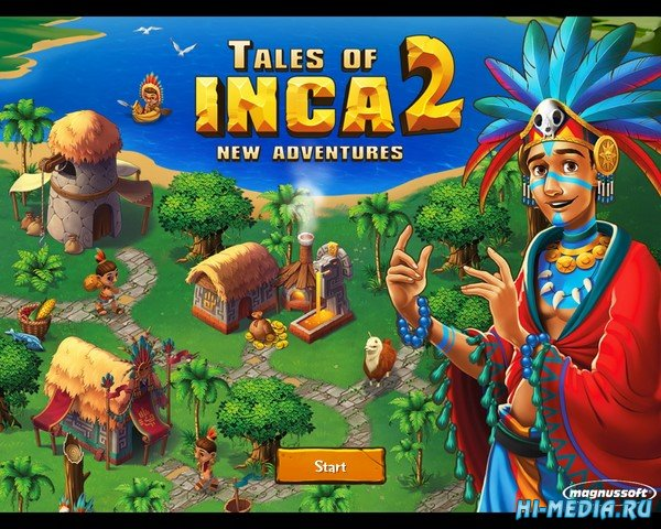 Tales of Inca 2: New Adventures (2020) ENG