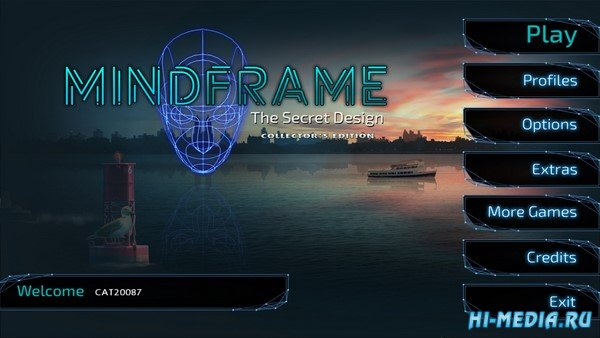 Mindframe: The Secret Design Collectors Edition (2020) ENG