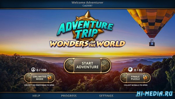 Adventure Trip 2: Wonders of the World (2020) ENG
