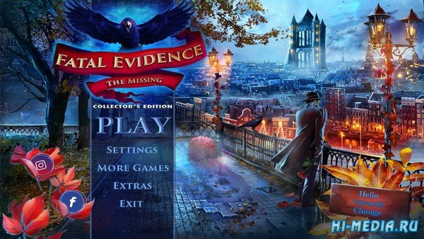 Fatal Evidence 2: The Missing Collectors Edition (2020) ENG